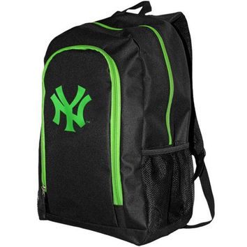 MLB New York Yankees Neon Tracker Backpack