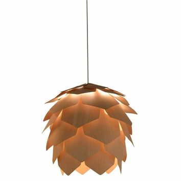 Inspired by Crimean Pine Cone Pendant Lamp