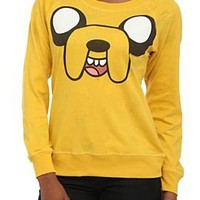 Adventure Time Reversible Pullover