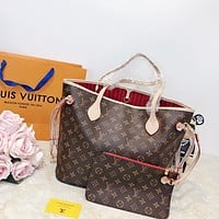 Louis Vuitton LV Monogram Neverfull MM