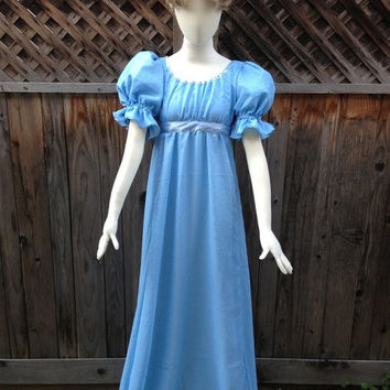 Wendy Darling Peter Pan Couture Costume Nightgown Adult Cosplay Costume 649925dd4