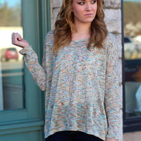 Darling Dreamer Top {Olive Mix}