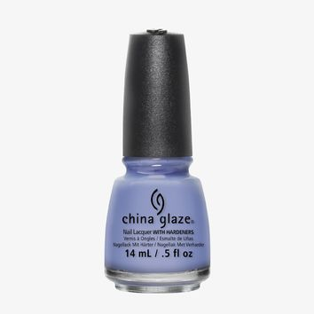 China Glaze Secret Peri-Wink-Le Nail Polish (Operation: Colour Collection)