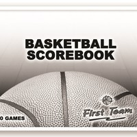 First Team Basketball Scorebook