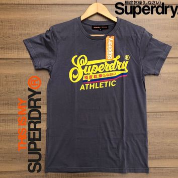 Superdry Men Round Neck T-Shirts