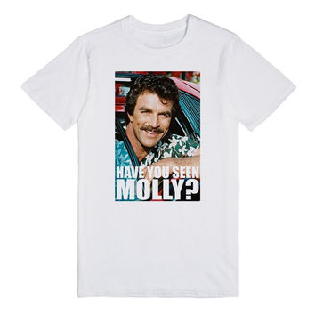 Tom Selleck Looking For Molly