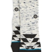 Stance Wedger Crew Socks (Toddler, Little Kid & Big Kid) | Nordstrom