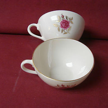 Lenox, china Dinnerware Pattern # X304, Roselyn set 2 Cup(s)
