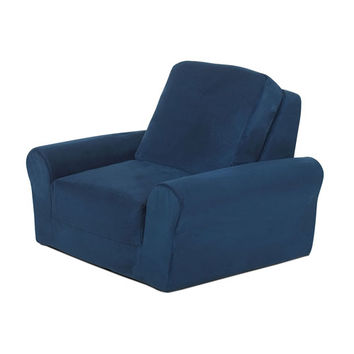 Komfy Kings, Inc 44114 Lounge Chair Blue