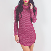 Just Can't Stop Bodycon Dress
