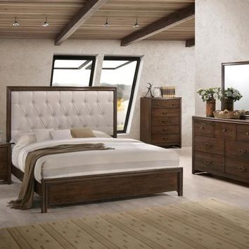 Chloe 5 Piece Bedroom Set