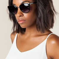 Rochelle Wide Sunglasses