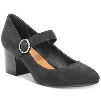 Style & Co Jurnae Mary Jane Pumps, Created for Macy's | macys.com