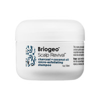 Scalp Revival Charcoal + Coconut Oil Micro-exfoliating Shampoo Mini - Briogeo | Sephora