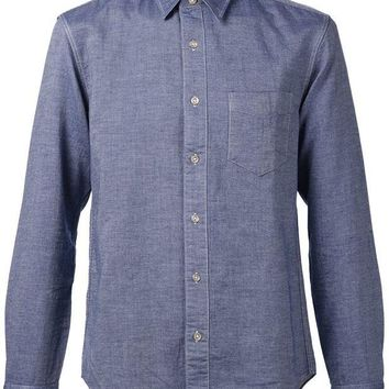 DCCKIN3 Rag & Bone denim shirt
