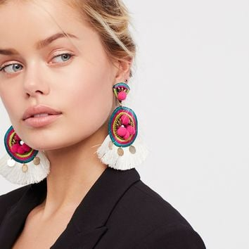 Free People Mai Tai Statement Earring