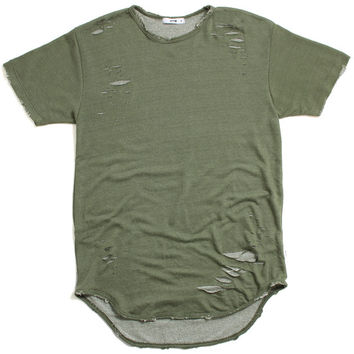Thrasher T-Shirt Forest Olive