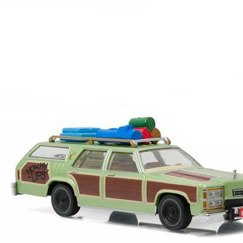 1979 Family Truckster Wagon Queen Honky Lips National Lampoon Vacation 1:43