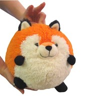 Mini Squishable Fox (Orange)