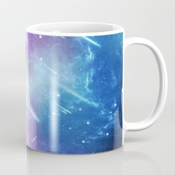 Star Drops Mug by Adaralbion