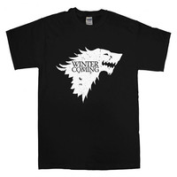 WINTER IS COMING T-shirt unisex adults