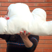 Cloud cushion pillow.
