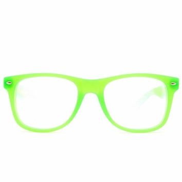 GloFX Ultimate Diffraction Glasses – GLOW Green