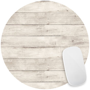 Wood II Mouse Pad Decal
