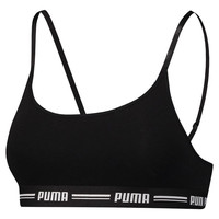 Women's Iconic Casual Bralette | black | PUMA New Arrivals | PUMA United Kingdom