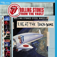 Rolling Stones: From The Vault - Live At The Tokyo Dome 1990 Blu-Ray + 2xCD