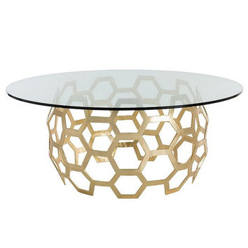Arteriors Home Dolma Dining Table Base