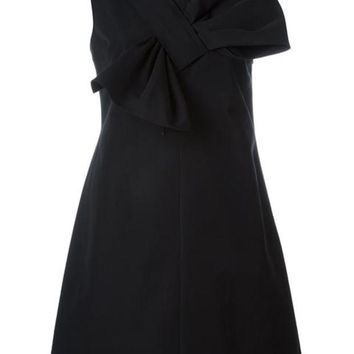 ONETOW Victoria Victoria Beckham Front Bow Dress - Farfetch