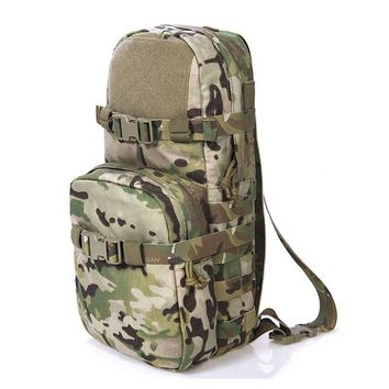 TwinFalcons Flyye MOLLE MBSS Hydration Backpack AOR A TACS AU FG H002