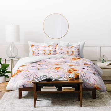 CayenaBlanca Orchid 2 Duvet Cover
