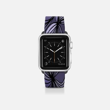 Vintage Purple Apple Watch Band (38mm) by DuckyB | Casetify