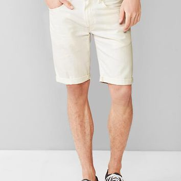 Gap Men 1969 Slim Fit Jean Shorts 10""