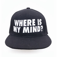 """Where Is My Mind"" Hat"