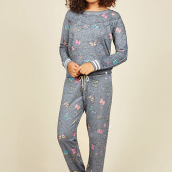 Simple Serenity Sleep Pants | Mod Retro Vintage Underwear | ModCloth.com