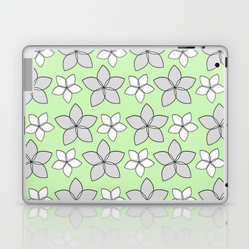 Plumeria Love Laptop & iPad Skin by tzaei | Society6