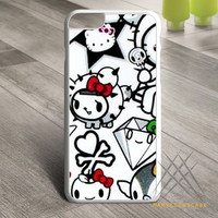 Hello Kitty _3 Custom case for iPhone, iPod and iPad