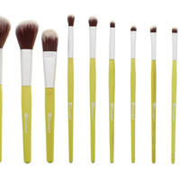 10 pcs Eco Brush Set