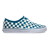 Checkerboard Authentic | Shop Womens Shoes at Vans