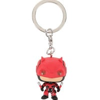 Funko Pop! Marvel Daredevil Bobblehead Keychain