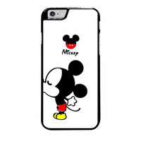 mickey and minnie love couple and logo right iphone 6 plus 6s plus 4 4s 5 5s 5c 6 6s cases