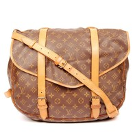 Louis Vuitton Saumur 43 Messenger 5285 (Authentic Pre-owned)