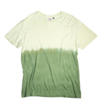 Gradient Dye Short Sleeve 60/40 Tee - Green