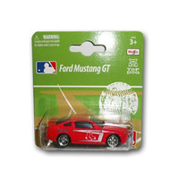 MLB Boston Red Sox Ford Mustang 1:64 style Diecast
