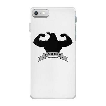8. fight milk 002 iPhone 7 Shell Case
