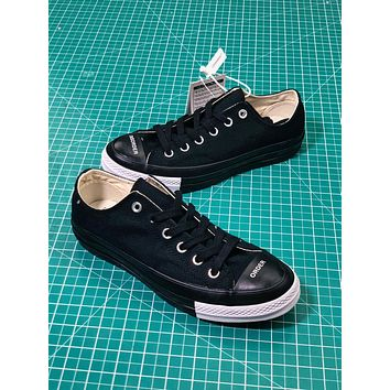 Undercover X Converse Chuck Taylor 1970s Black Low Fashion Shoes