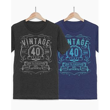Funny 40th Birthday Gifts For Him